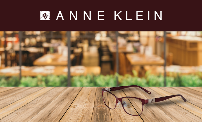 Anne Klein Metal Prescription Eyeglasses