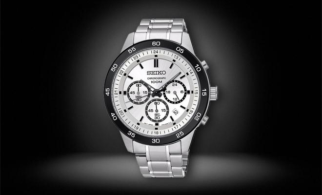Luxury Chronograph Watch