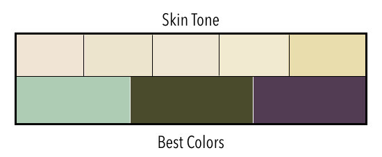 Skin Tone Light with Warm Undertones