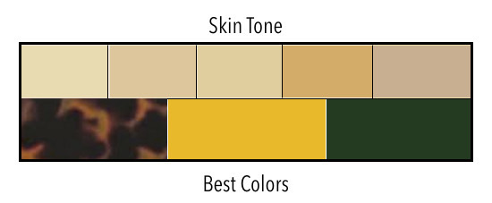 Skin Tone Medium with Warm Undertones