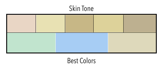 Skin Tone Medium with Cool Undertones