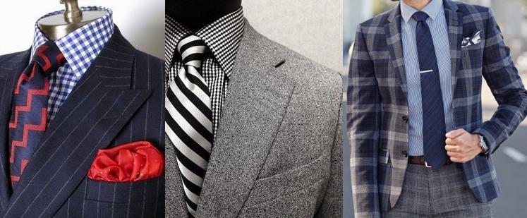 mixed patterns