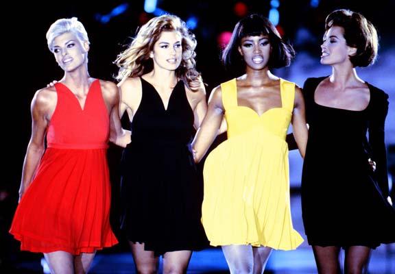 Versace Models