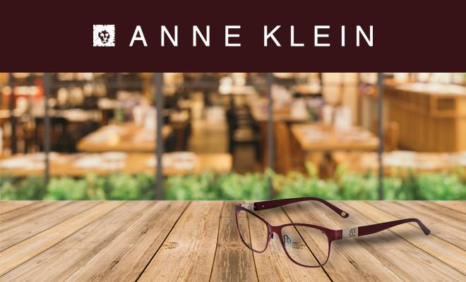 Anne Klein Metal Prescription Eyeglasses