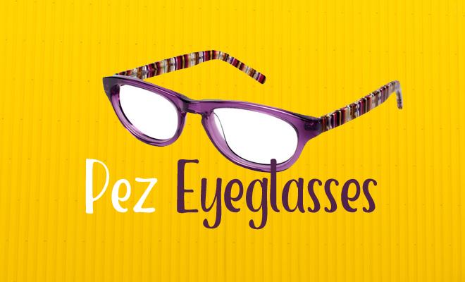 Pez Eyeglasses